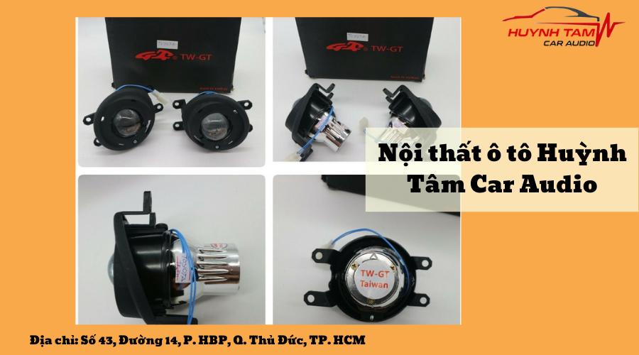 Huỳnh Tâm Car Audio - Quy trình chuyên nghiệp