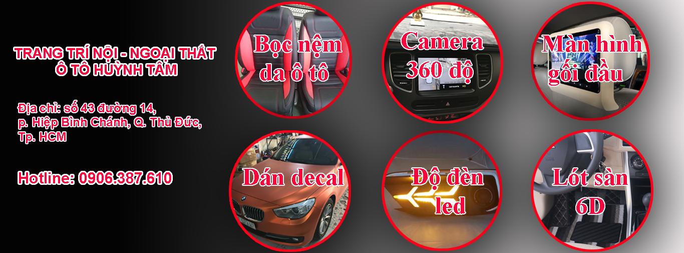 nội thất xe hơi